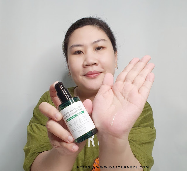 Review Some by Mi AHA BHA PHA 30 days Miracle Serum
