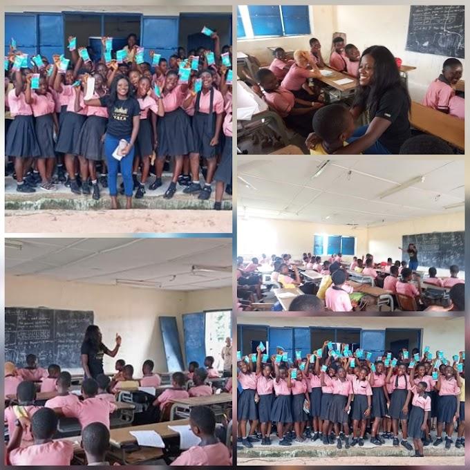 Ex Yala Beauty Queen Jesustina Commences 3 Day Sensitization Program to mark International Menstrual Hygiene Day 2019