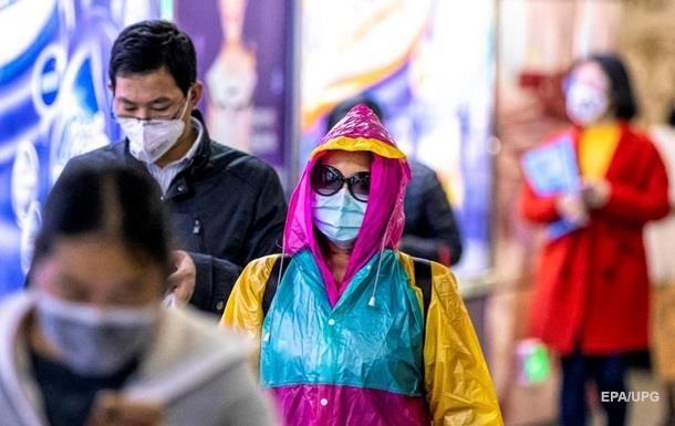 Кількість жертв коронавірусу в Китаї перевищила 1600