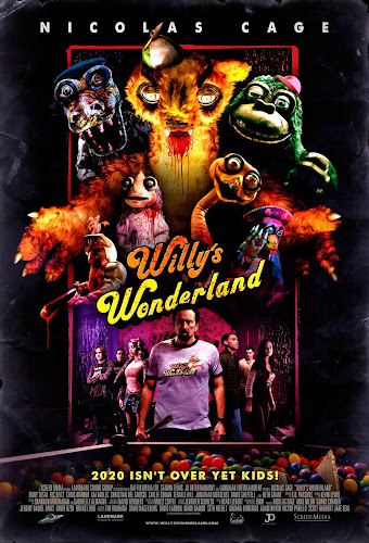 Willy's Wonderland (BRRip 720p Ingles Subtitulada) (2021)