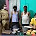 মহকুমা  আধিকারিক ও পানিসাগর থানার  তল্লাশিতে হেরোইন সহ আটক দুই যুবক - Sabuj Tripura News