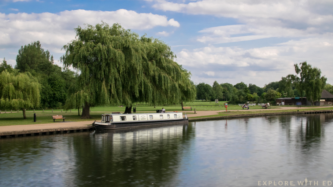 Avon River Cruise, Stratford-Upon-Avon