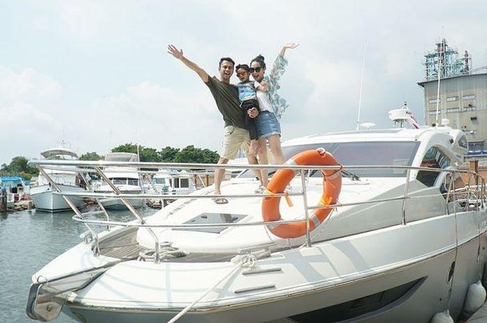 Raffi Ahmad Jual Kapal Yacht Pribadi Miliknya