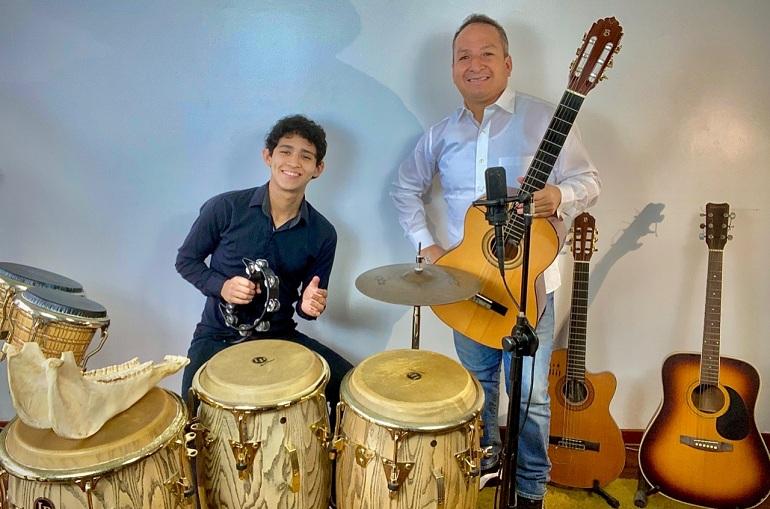 Diosdado invita a su hijo a participar en concierto de retorno