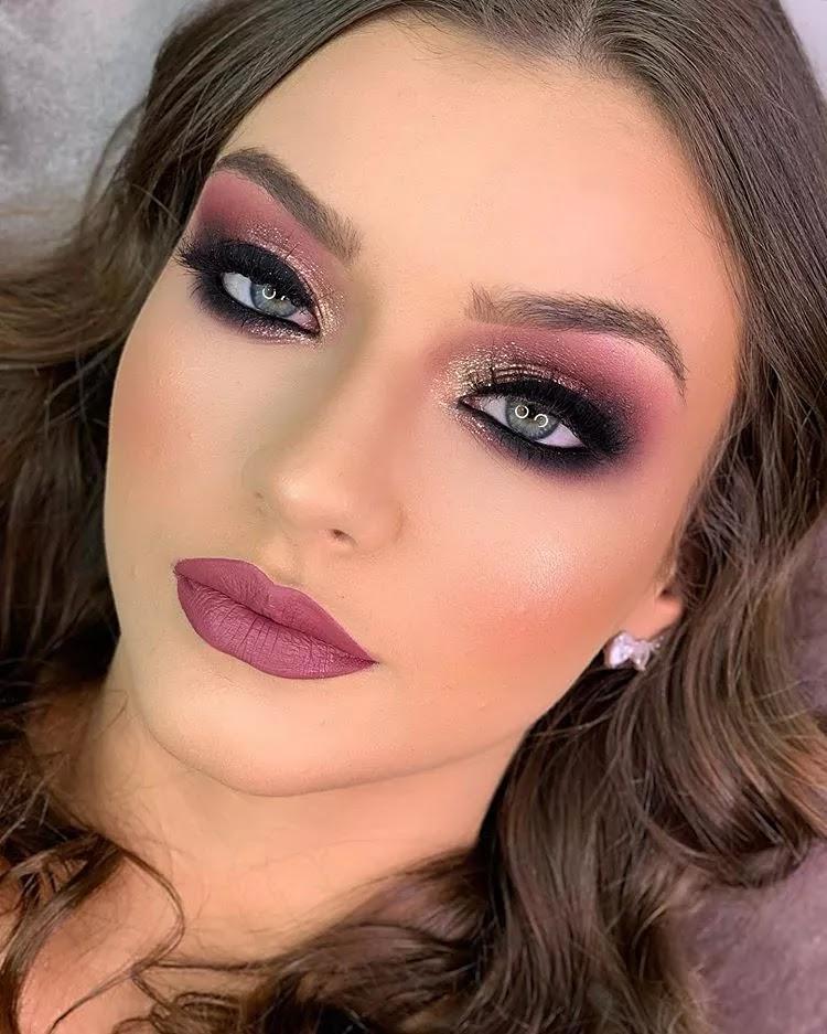 tutorial for smokey eye makeup