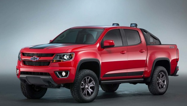 2017 chevy colorado z71 zr2 specs redesign change. Black Bedroom Furniture Sets. Home Design Ideas