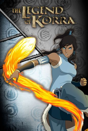 Avatar: The Legend of Korra Batch [Book 1 - 4] Subtitle Indonesia