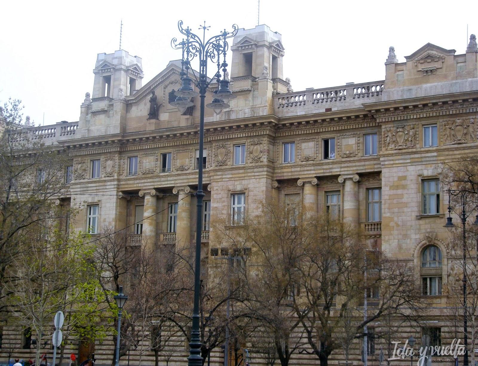 Edificio de la Antigua Bolsa