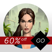 Lara Croft GO (Unlocked Skins & Unlimited Hints) MOD APK