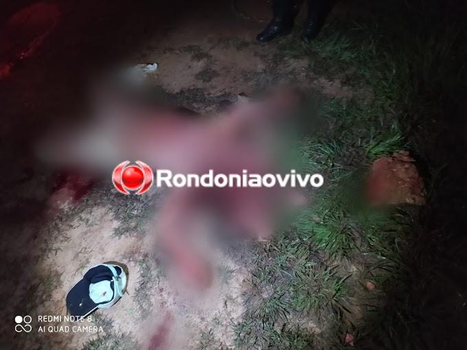 BÁRBARO: Polícia encontra homem morto com cabeça desfigurada a pedradas