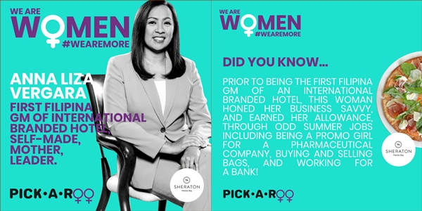 PICK.A.ROO, the APP for every WOMAN