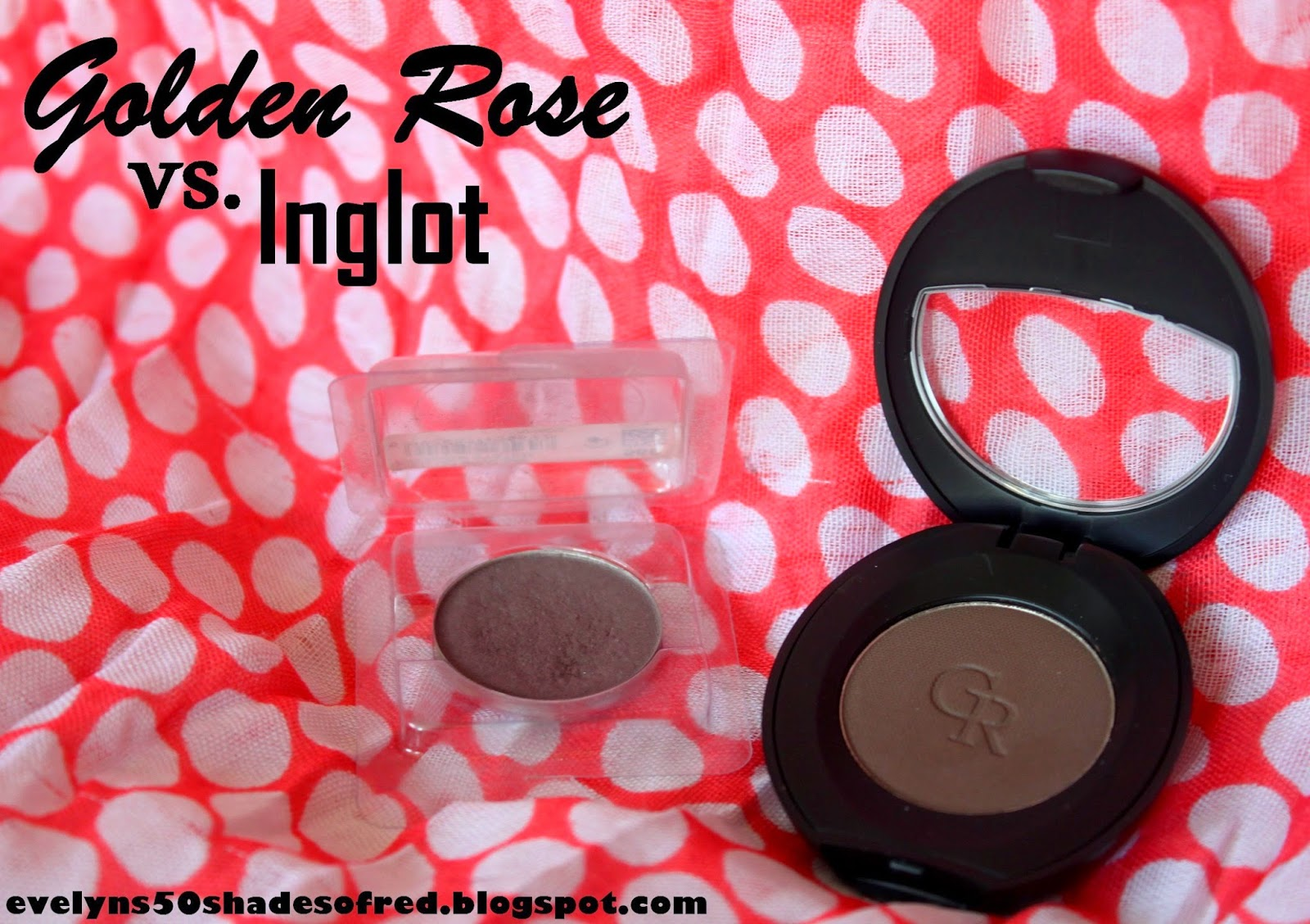 GOLDEN ROSE Eyebrow Powder #106 INGLOT Freedom System #569