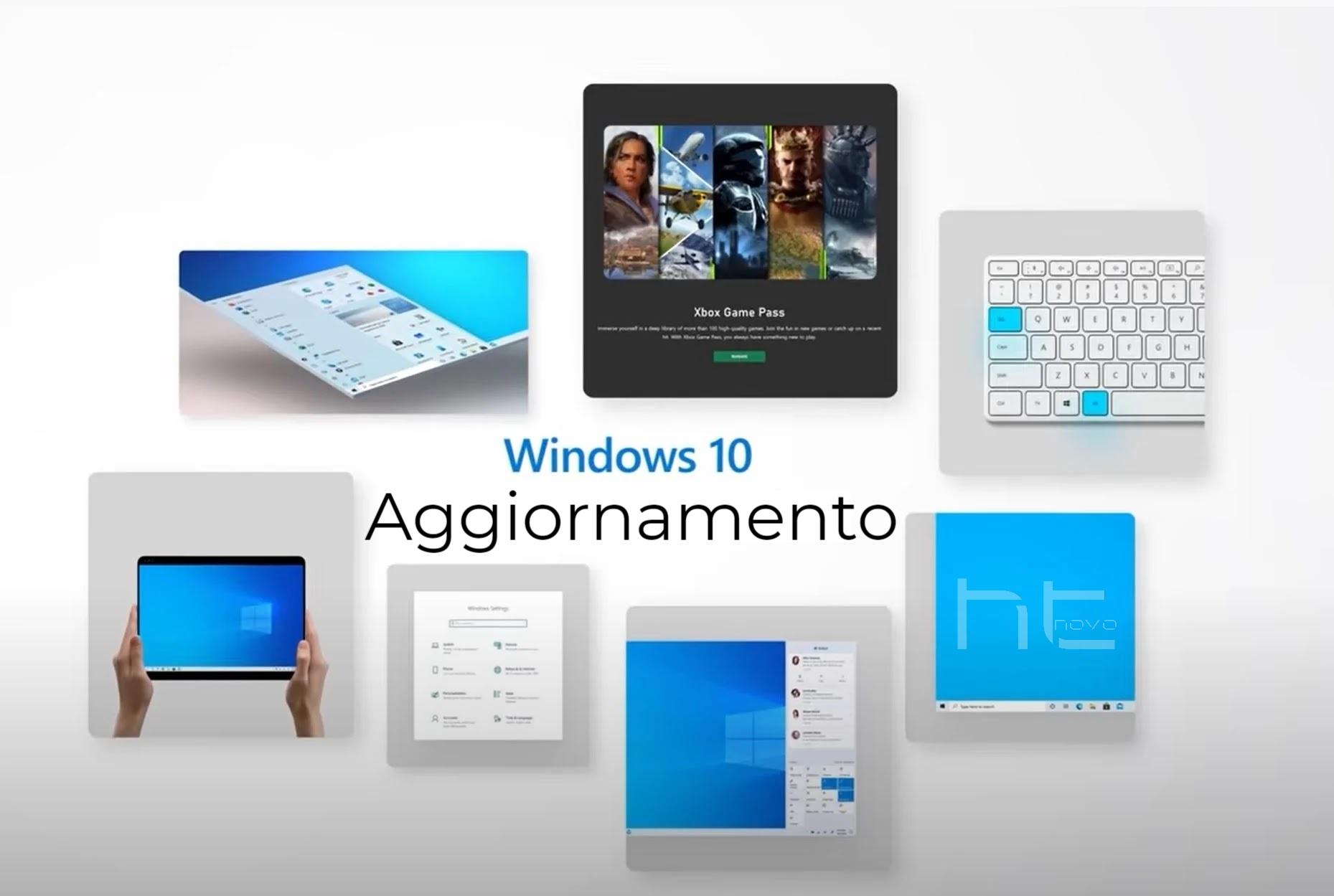 Aggiornamento cumulativo per Windows 10 Versione 20H2 - Build 19042.985