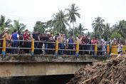 Tinjau Lokasi Banjir Bandang di Bolmong, Wagub Kandouw: Perintah Pak Gubernur, Penanganan Bencana Harus Optimal