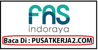Lowker Medan Oktober 2019 PT Fas Indoraya D3 Semua Jurusan