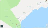 Google Map of Area around Pipiwai Trail