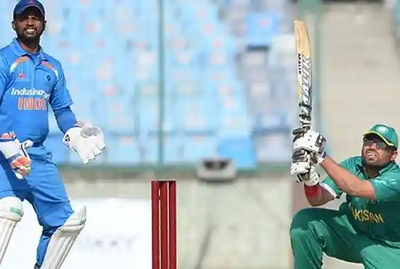 Pakistan and India blind teams began the cricket pitch friendship tour