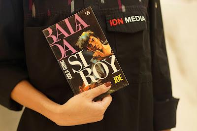 Novel Balada Si Roy