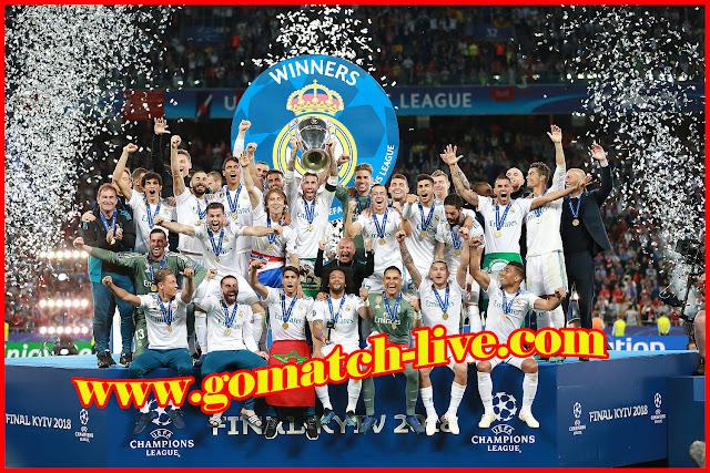 ريال مدريد بجميع قوته أمام فياريال للفوز بلقب الدوري الأسباني