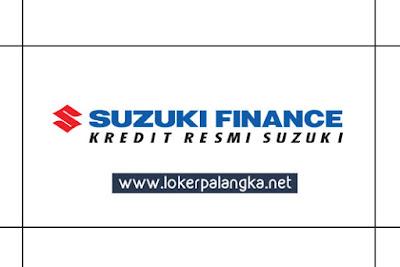 Lowongan Kerja Credit Marketing Officer Suzuki Finance