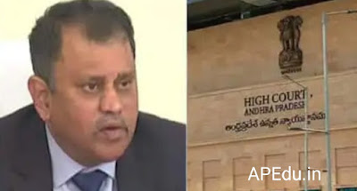 SEC Nimmagadda: SEC Nimmagadda is another sensation ... Petition in High Court on leakages