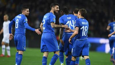 مشاهدة مباراة ايطاليا وليشتنشتاين