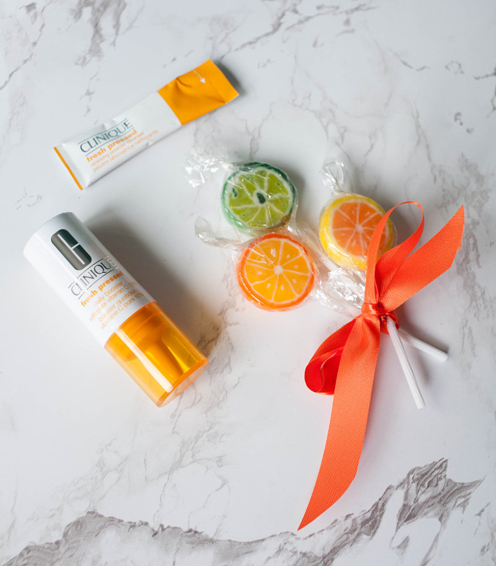 Beauty: vitamin C Clinique Fresh Pressed review
