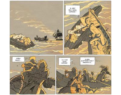 Moby Dick: Ishmael est repeché en plein milieu de l'océan