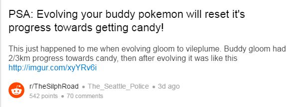Here Is Something You Need To Know About Evolving Buddy Pokemon 3