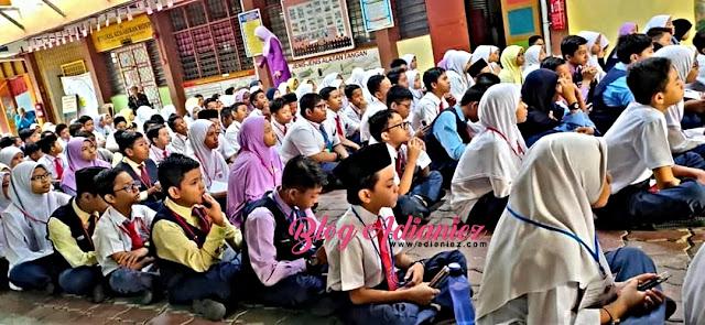 UPSR | Hari Kedua