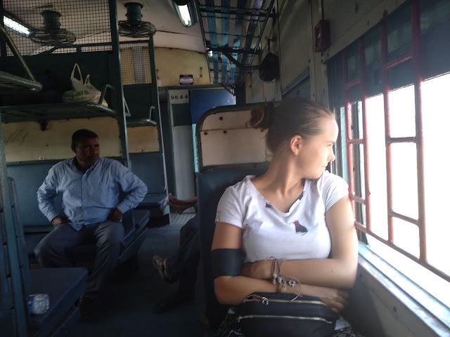 pociąg, Indie, pociągi w Indiach