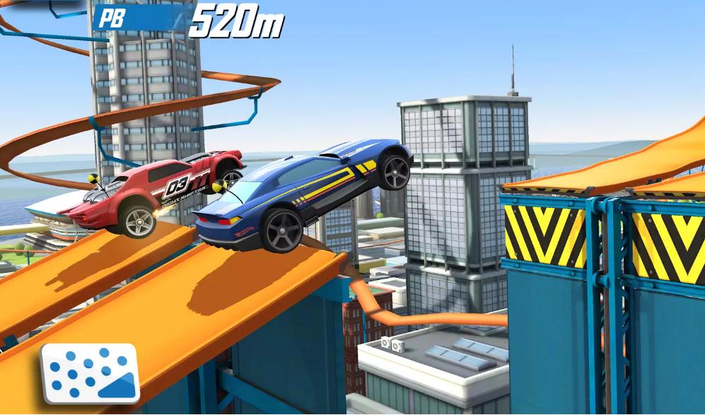 3206171b3 لعبة Hot Wheels Race Off هي لعبة سباق تعتمد على سيارات Hot Wheels الشعبية،  وخلافا للعديد من ألعاب ...