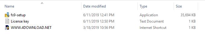 Foldersizes Enterprise v9.0.250 Full version