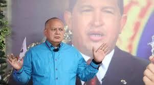 """Cabello, señalo. """"Quien no participe queda fuera y después no esté llorando,..."""""""
