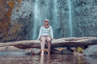 Wisata Air Terjun Ngleyangan Kediri Jawa Timur