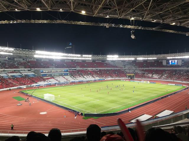 Travelonyet:  Cara Beli Tiket Online AFF Suzuki Cup 2018 di Gelora Bung Karno