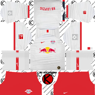 RB Leipzig 2019/2020 Kit - Dream League Soccer Kits - Kuchalana