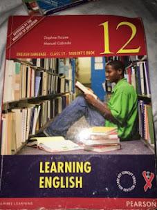 Inglês 12ª classe em pdf sítio de ensino