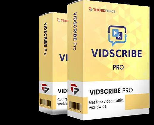 VidScribe AI PRO v3.0 Pro Download Grátis