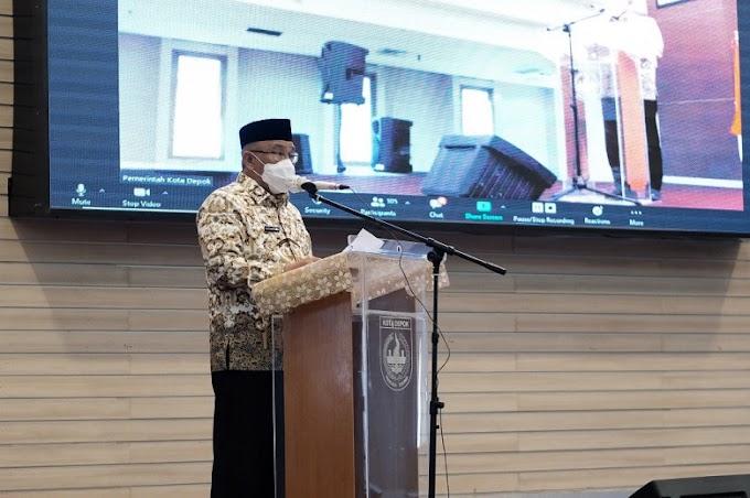 Pemkot Depok Dukung Kebijakan PSBB Jawa Bali
