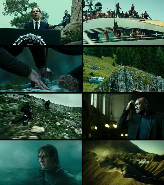 Point Break 2015 English WEBRip 700MB