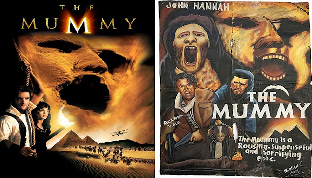 poster film di afrika