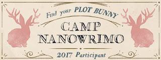 Camp NaNoWriMo Participant