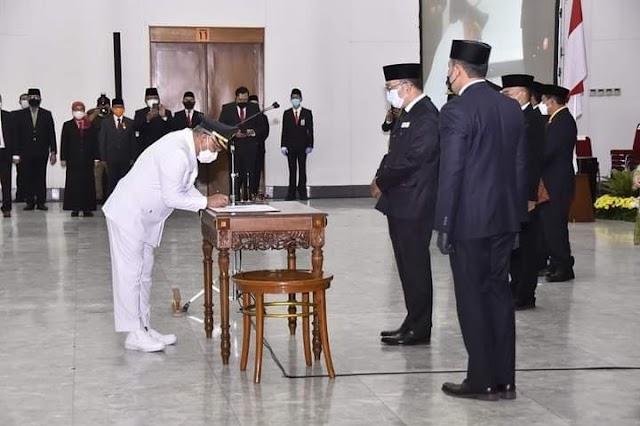 Idris Siap Berbagi Tugas Dengan Imam Budi Hartono.