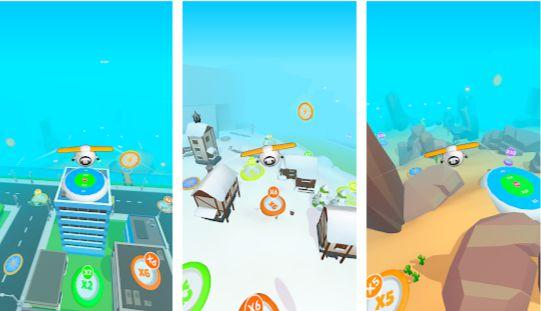 Sky Glider 3D Mod Apk