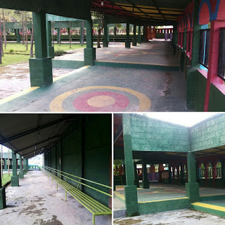 Aula Tribun Gupi Kapasitas 150 Orang, Biaya Kebersihan 100.000
