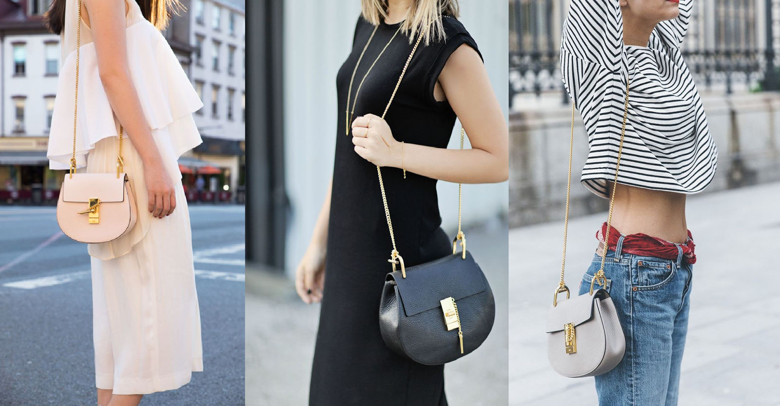 Most Coveted ChloÉ Drew Bag