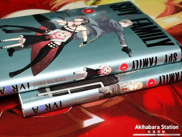 Manga: Review de SPYxFAMILY de Tetsuya Endo - Ivrea