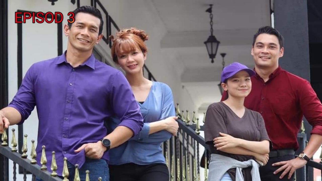 Tonton Drama Cukup Derita Itu Episod 3 (Samarinda TV3)