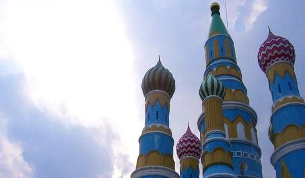 masjid unik